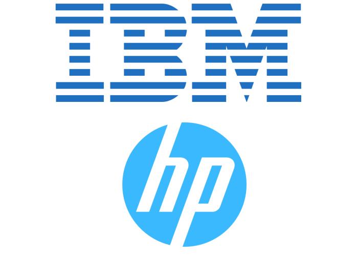 IBM & HP, DUO GAGNANT!